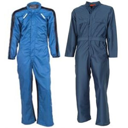 Picture for category Lint-Free & Low-Lint Paint Room Coveralls