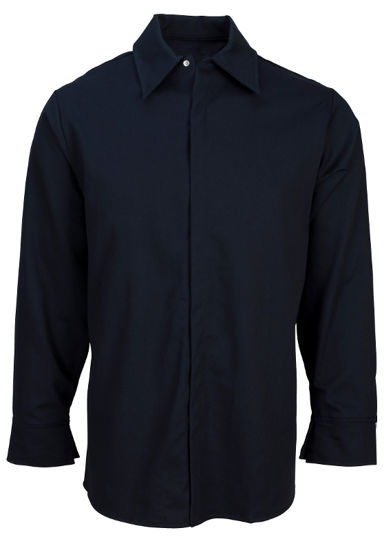 Picture of Westex UltraSoft® Concealed Gripper Pocketless Shirt
