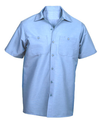 Picture of Industrial Work Shirt- Short Sleeve