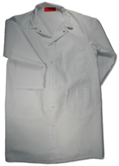 Picture of Blended Butcher Coat-Gripper Closure (DISCONTINUED STYLE)