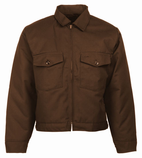 Picture of Eisenhower Patch Pocket  Jacket-NO PATCH-Black Lining (as seen on Mr. Robot)