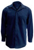 Picture of Concealed Gripper-Front Shirt (with chest pockets)-Long Sleeve
