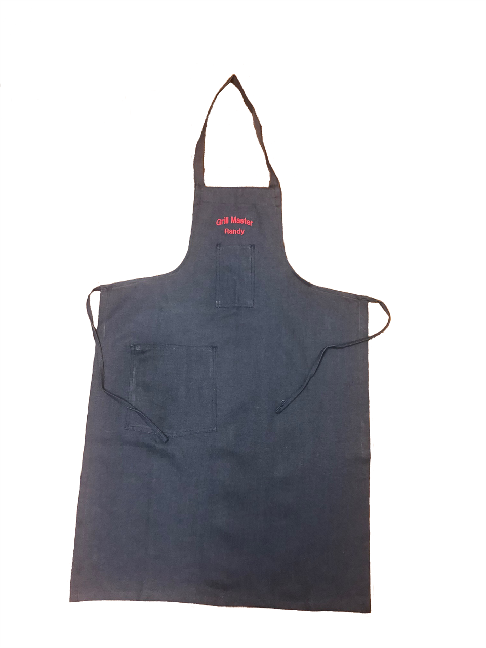 Picture of Eyelet Apron